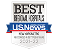 US News Best Hospitals Regional 14 Types of Care