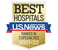US News Best Hospitals National 3 Specialties