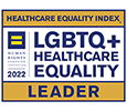 LGBTQ Healthcare Equality Leader