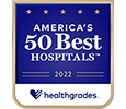 Healthgrades America's 50 Best Hospitals