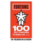 Fortune 100 Best Companies to Work For 2021
