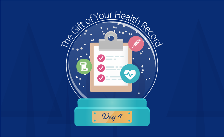 Give Yourself Your Own Health Record