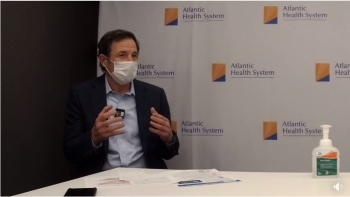President and CEO Brian Gragnolati speaks during a Facebook Live discussion about Coronavirus (COVID-19)