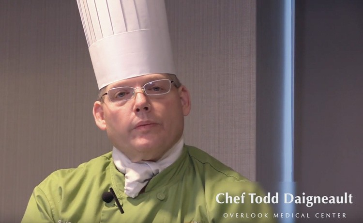 Overlook's Chef Todd