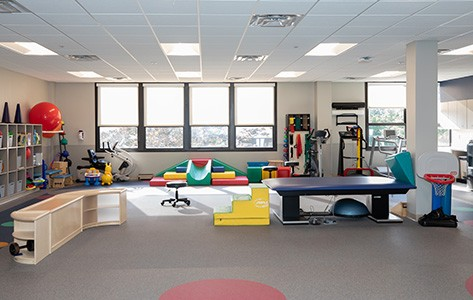 Pediatric Physical Therapy at 55 Madison