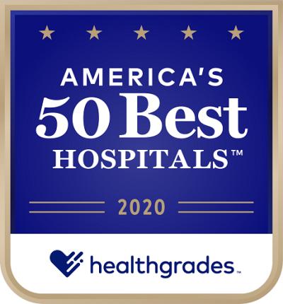 Atlantic Health America S 50 Best Hospitals Healthgrades 2020