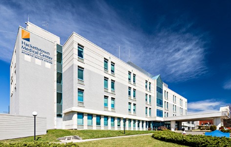 Hackettstown Medical Center exterior