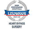 US News High Performing Heart Bypass Surgery