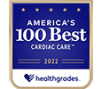 Healthgrades America's 100 Best Cardiac Care