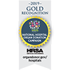 HRSA Gold Recognition