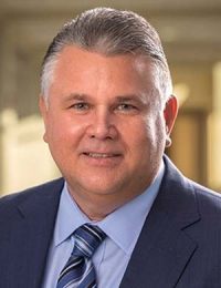 Robert Peake, VP, Facilities Management, Atlantic Health