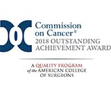 Commission on Cancer Outstanding Achievement