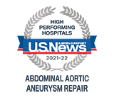 High Performing for Abdominal Aortic Aneurysm Repair