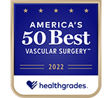 Healthgrades America's 50 Best Cardiac Surgery