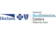 All Atlantic Health System maternity centers are Blue Distinction Centers for Maternity Care
