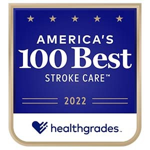 Healthgrades America's 100 Best Hospitals for Stroke Care