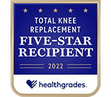 Healthgrades America's 100 Best Joint Replacement