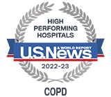 US News High Performing COPD