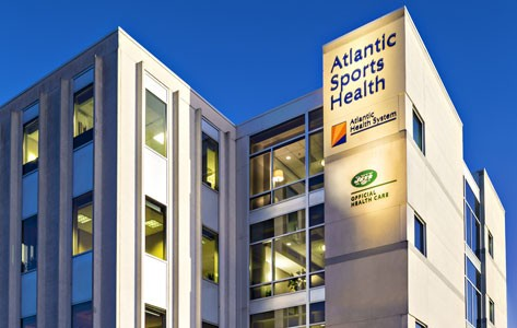 Atlantic Sports Health exterior