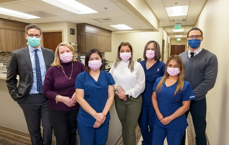 medical team at Advanced Surgical Associates
