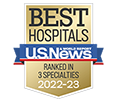 US News Best Hospitals National 2 Specialties