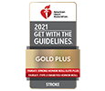 Stroke Get With the Guidelines Gold Plus
