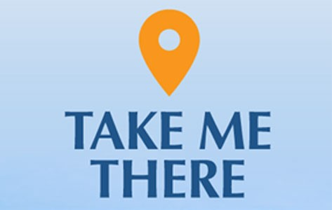 Take Me There wayfinding app