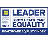 The Healthcare Equality Index recognizes Atlantic Health System for positive policies and practices related to the equity and inclusion of their LGBTQ patients.